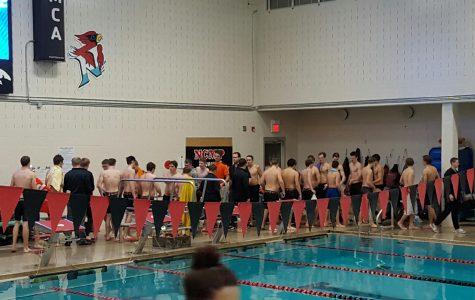 Atlantic Boys' Swim Team Strikes Again