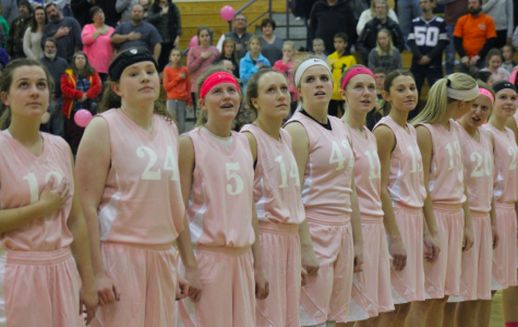 Girls Basketball Drops Another in Glenwood
