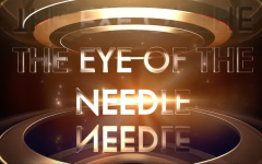 Eye of the Needle May 3, 2017
