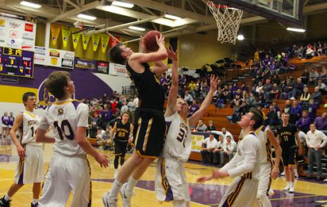Trojan Basketball Takes Down #1 Nebraska Team