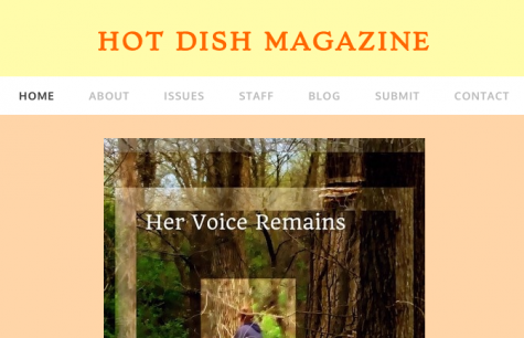 AHS Writers Published in Hot Dish Magazine