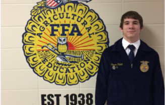 FFA Competes at Districts