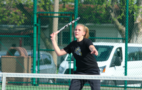 Recap of Trojan Girls' Tennis Over the Weekend
