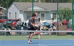 Trojan Tennis Places Second at H-10 Tournament