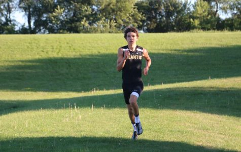 Cross Country Starts Season Off Strong at Glenwood