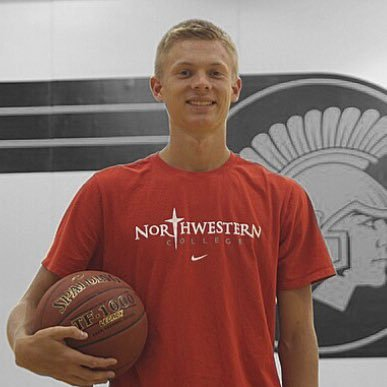 Senior Austin Alexander Signs With Northwestern College