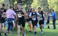 Cross Country Teams Finish Strong at Creston Meet