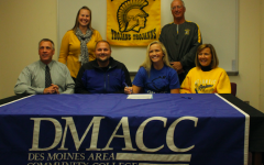 Ally Anderson Signs Letter of Intent to Play Softball at DMACC