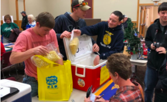 FFA Holds Yearly Fundraisers
