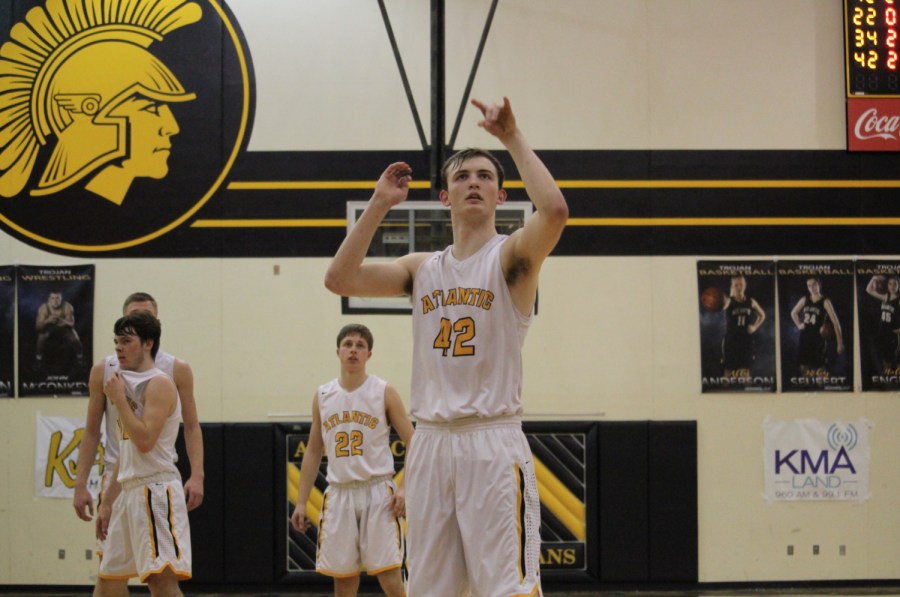 Trojans Travel To Lewis Central