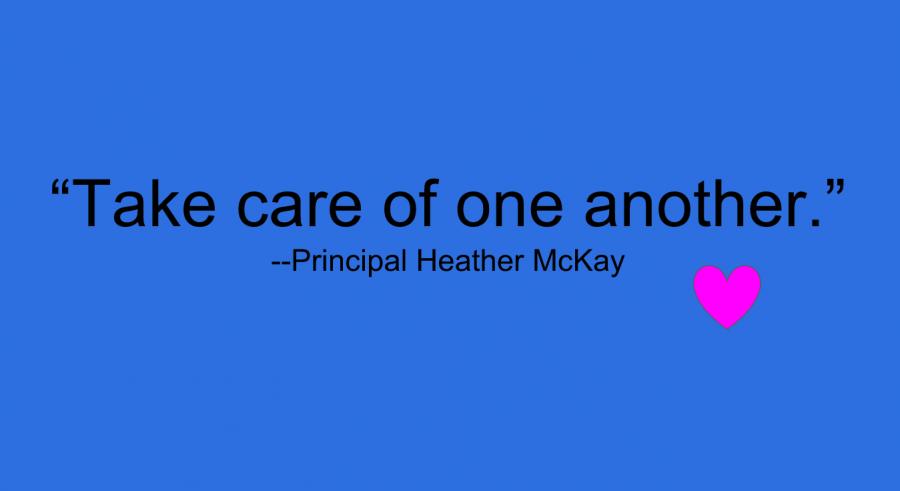 NEWS BRIEF - McKay Addresses School Violence