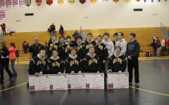 Eight Trojan Wrestlers Advance to Districts