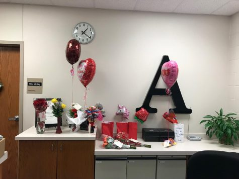 NEWS BRIEF – Valentine's Day Warms the Hearts of AHS Students