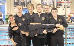Trojan Swimmers Send One to State