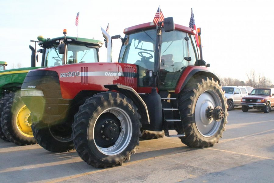 NEWS BRIEF - Tractor Day takes place at AHS