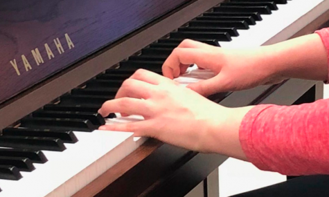 Piano Classes Offered at AHS