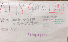 NEWS BRIEF – AHS FUEL Game Night Saturday