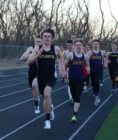 Boys' Track Competes at Abraham Lincoln