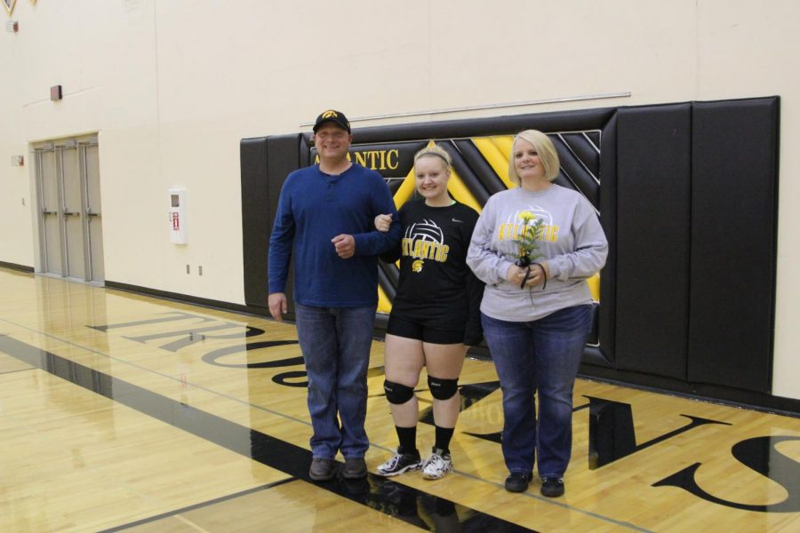 Getting to Know the Class of 2018: Jacey Eyanson