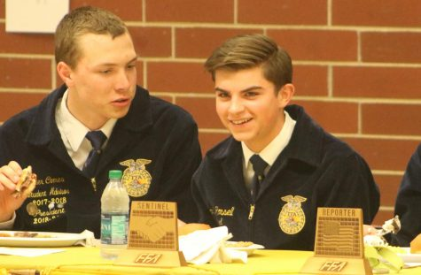 Getting to Know the Class of 2018: Joshua Rossell