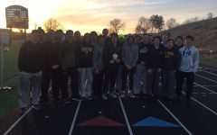 Trojan Boys' Track Wins Tiger/Knight Co-Ed Meet