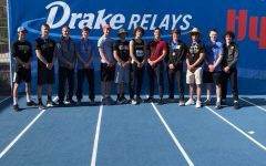 Trojan Track Competes at Drake Relays
