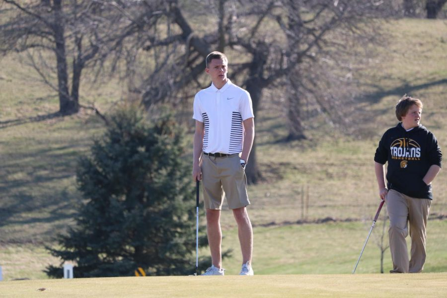 Boys Golf Wins Denison Tournament by 34