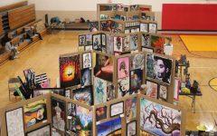 NEWS BRIEF – AHS Showcases Its Art