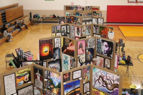NEWS BRIEF – AHS Showcases Its Art