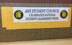 NEWS BRIEF – International Student Leadership Week Celebrates AHS Students