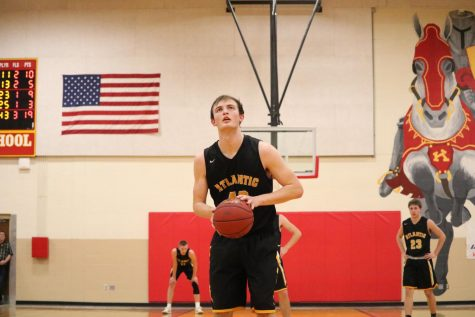 Getting to Know the Class of 2018: Scott Leonard
