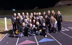 Trojan Girls' Track Win Clarinda Relays
