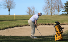 Trojan Boys' Golf Falls to Kuemper at Home