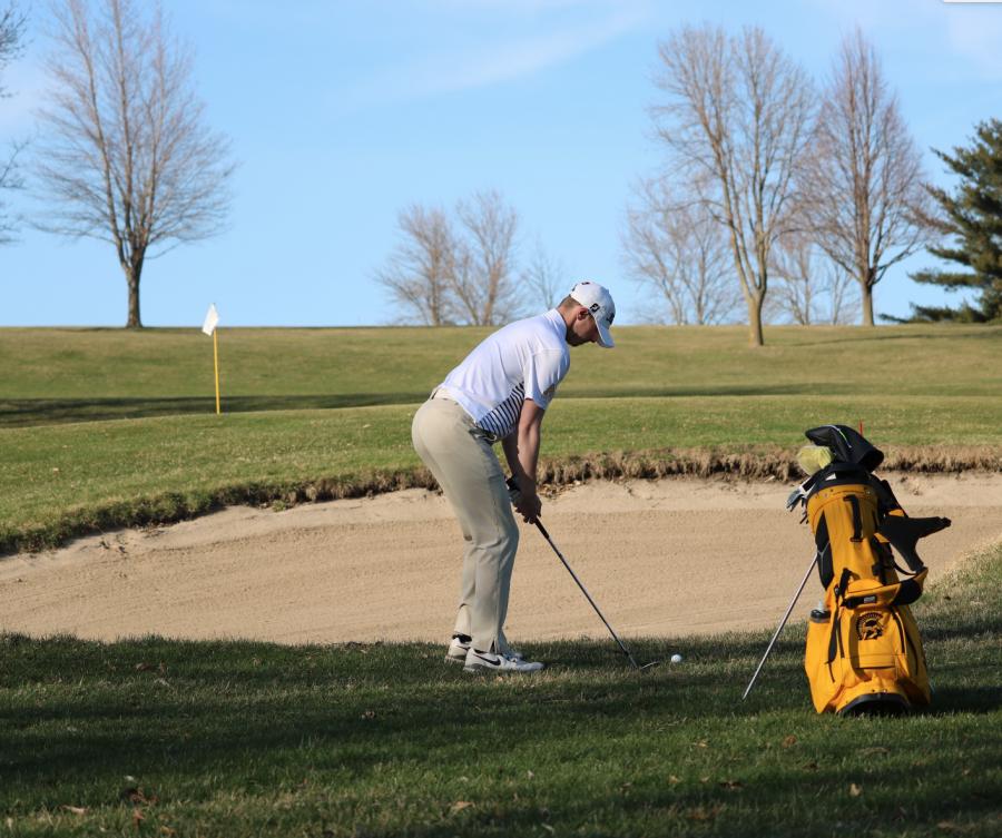 Trojan Boys Golf Falls to Kuemper at Home