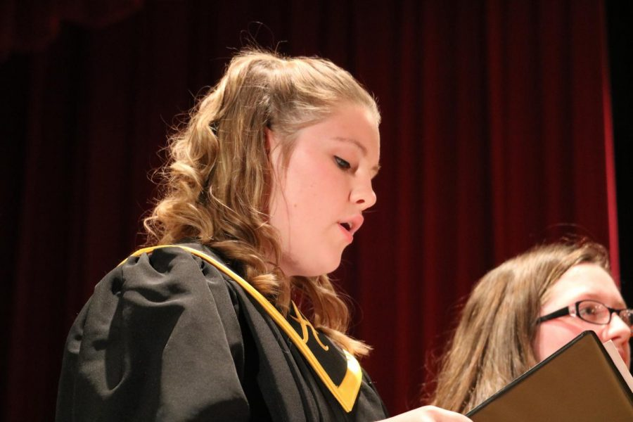 Getting to Know the Class of 2018: Nicole Eilts