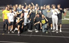 Trojan Boys' Track Wins Conference, Girls' Take Fifth