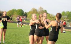 Trojan Track Hosts District Qualifier