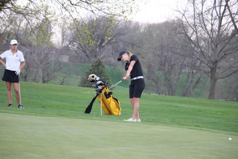 Alyssa Ginther Earns Top Spot for Hawkeye 10 Girls