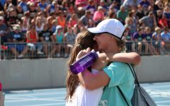 Girls' Track Returns to the Blue Oval