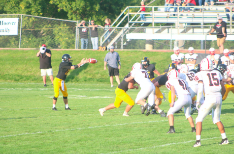 Trojans Fall to Kuemper Catholic Knights