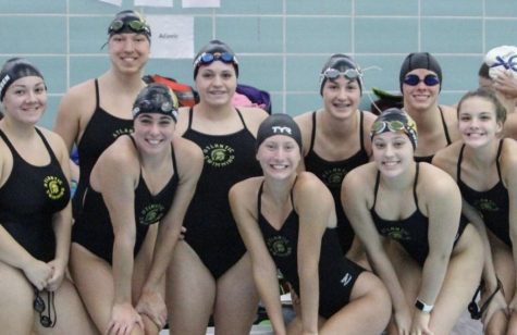 NEWS BRIEF — Trojan Swimmers Step up to the Blocks for Regional Competition