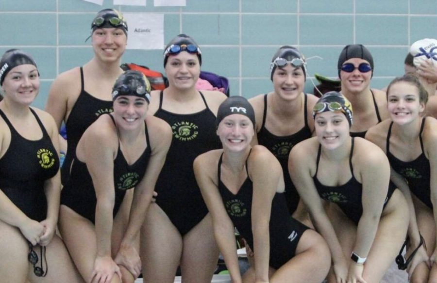 Trojan swimmers are ready to make a splash at Regionals.
