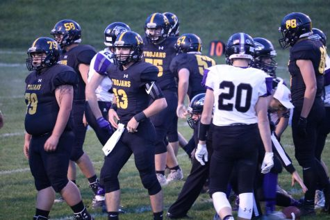 NEWS BRIEF — Trojans Rumble One Last Time
