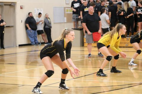 Volleyball Season Comes to an End in Carroll