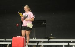 Five Weeks Until Show — AHS Prepares For Fall Play
