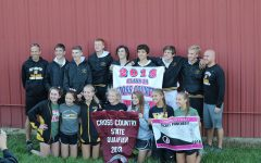 NEWS BRIEF — Cross Country Qualifies for State