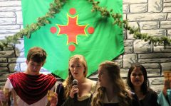 AHS Choir to Present Madrigal Dinner