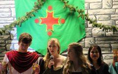 AHS Choir to Present Madrigal Dinner