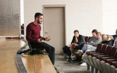 College Tips from Alumnus Zeke Whetstone