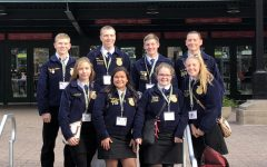 FFA Brings Seven to National Convention